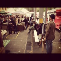 Photo taken at Glebe Markets by Nelson L. on 10/6/2012