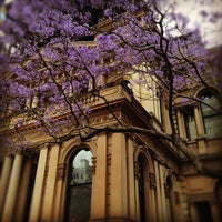 Photo taken at Sydney Town Hall by Nelson L. on 11/7/2012