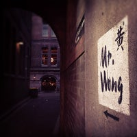 Photo taken at Mr. Wong by Nelson L. on 11/25/2012