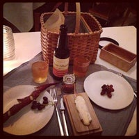 Photo taken at Eleven Madison Park by Tina W. on 12/2/2012