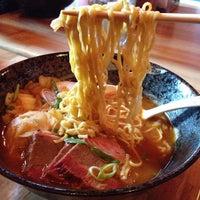 Das Foto wurde bei Cheu Noodle Bar von Tina W. am 7/7/2013 aufgenommen