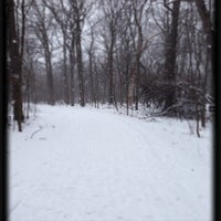 Photo taken at Caldwell Woods Bicycle Trail (North Branch Trail) by hav0c1 on 2/3/2013