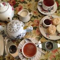 Photo taken at Tea & Sympathy by Merichelle V. on 10/6/2012