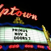 Photo taken at Uptown Theater by Brandon M. on 11/3/2012