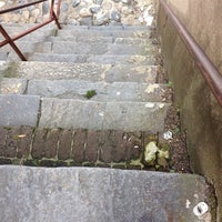 Photo taken at Stairs Of Death by Jennifer R. on 6/29/2014