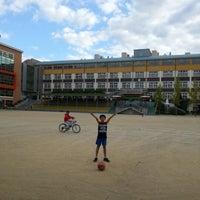 Photo taken at 경동초등학교 by Sehyun P. on 10/7/2012
