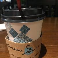 Foto scattata a Caribou Coffee da Novina S. il 6/16/2018