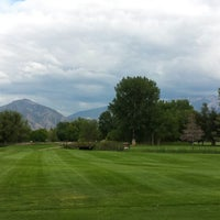 Photo taken at Nibley Park Golf Course by Khris on 9/10/2013