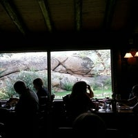 Photo taken at Twin Owls Steakhouse by Eric E. on 7/15/2014