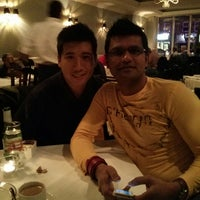 Photo taken at Jaipur Grille by Ernest L. on 11/11/2013
