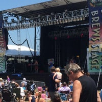 Photo taken at Great South Bay Music Festival by Mitch S. on 7/19/2015