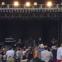 Photo taken at Great South Bay Music Festival by Mitch S. on 7/20/2015