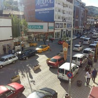 Photo taken at Çarşı by Ertürk T. on 4/28/2016