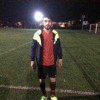 Photo taken at Abdurrahman Temel Futbol Sahası by YSF on 5/17/2017