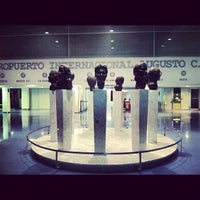 Photo taken at Augusto C. Sandino International Airport (MGA) by Luis S. on 10/21/2012