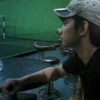 Photo taken at Victory Futsal by Achmad Alamsyah on 7/18/2013