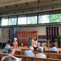 Photo taken at Unitarian Universalist Church Of Arlington by trippNfallN on 7/2/2017