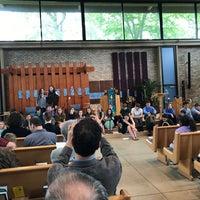 Photo taken at Unitarian Universalist Church Of Arlington by trippNfallN on 5/21/2017