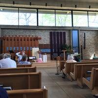 Photo taken at Unitarian Universalist Church Of Arlington by trippNfallN on 4/16/2017