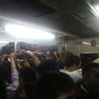 Photo taken at commuter line by Riski on 3/14/2013
