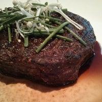 Das Foto wurde bei Michael Jordan's Steak House Chicago von Nico W. am 5/25/2013 aufgenommen