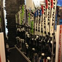Photo taken at Rightfeeling Ski Rental & SportsGoods OUTLET by Tiziano  Titti M. on 6/4/2013