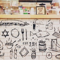 Photo taken at Wexler's Deli by wellfed.co on 5/30/2014