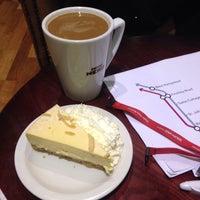 Photo taken at Caffè Nero by Lee R. on 1/9/2015