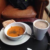 Photo taken at Caffè Nero by Lee R. on 2/4/2015