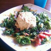 Photo taken at Rabbit Hole Cafe by Joy C. on 4/10/2013
