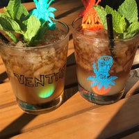 Photo taken at Ventiki Polynesian Dining & Cocktails by Sean K. on 6/27/2018