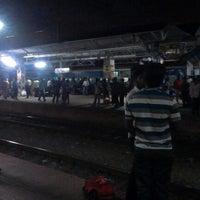 Photo taken at Thrissur Railway Station by Antony J. on 10/7/2012