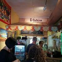 Photo taken at El Callejon Latin Food by Sean F. on 7/1/2016