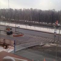 Photo taken at Кафе Пралине by Big BOY on 2/6/2014