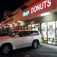 Photo taken at Glady's Donuts by Mike D. on 10/3/2012