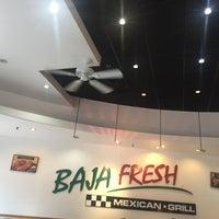 Photo taken at Baja Fresh by Lan L. on 7/25/2016