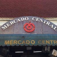 Foto tirada no(a) Mercado Central por Jose Geraldo P. em 6/9/2013