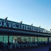 Photo taken at 京はやしや 羽田空港国際線ターミナル店 by Zahlouth J. on 1/14/2016