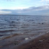 Photo taken at Берег. Огурдино by Sasha on 6/26/2016