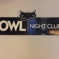 Photo taken at Owl Night Club by Murat D. on 1/16/2017