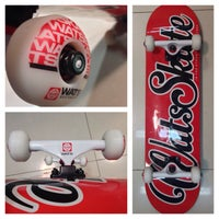 Photo taken at 041 Skate Shop by Iverson F. on 11/25/2013