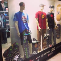 Photo taken at 041 Skate Shop by Iverson F. on 9/21/2013