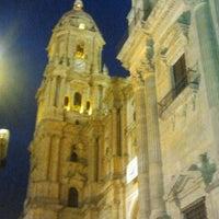 Foto tomada en Catedral de Málaga por Maria J. el 3/27/2013