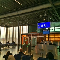 Photo taken at Gate A9 by Begemoth on 3/11/2015