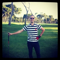 Photo taken at Club de Golf Costa Azahar by David A. on 6/4/2013