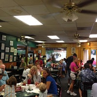 Photo taken at Clary's Cafe by Karlynn H. on 7/21/2013