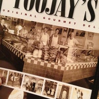 Photo taken at TooJay's Gourmet Deli by Karlynn H. on 8/24/2013