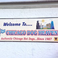 Photo taken at Hot Dog Heaven by Karlynn H. on 3/10/2013