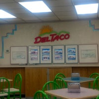 Photo taken at Del Taco by Curtis on 2/17/2018