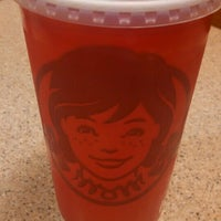 Photo taken at Wendy's by Curtis on 3/23/2016